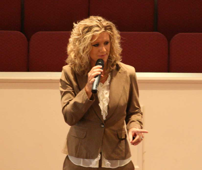 Beth moore video conference held at walnut hill baptist bethmoore21g voltagebd Choice Image