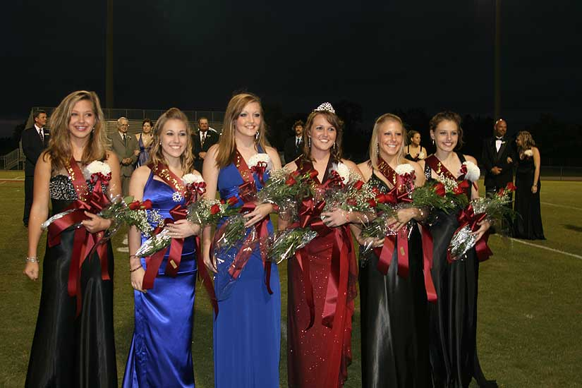 Chelsea Sims Crowned 2008 Northview High Homecoming Queen ...