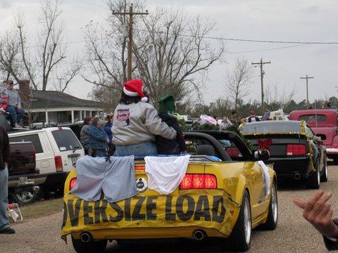 Redneck Christmas.Annual Redneck Christmas Parade Held Northescambia Com