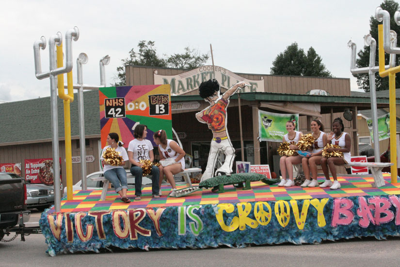High School Homecoming Parade Floats http://www.northescambia.com/2009/10/watching-the-rain-parade-still-looks-ok-for-now