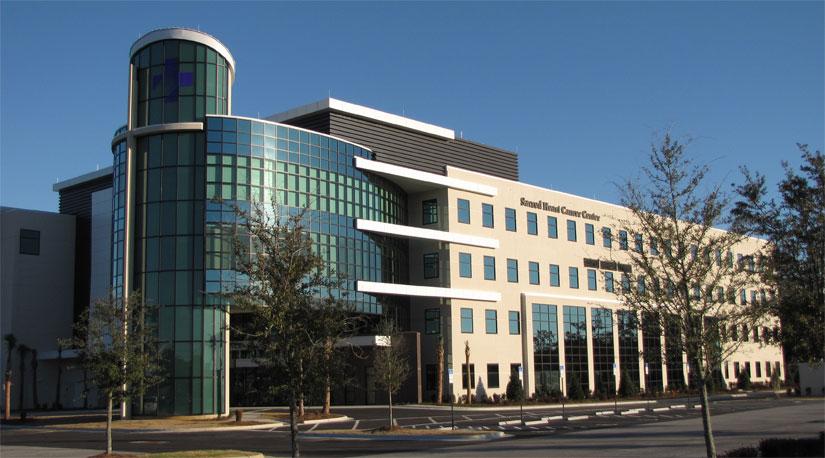 Sacred Heart Hospital Dedicates New Cancer Center