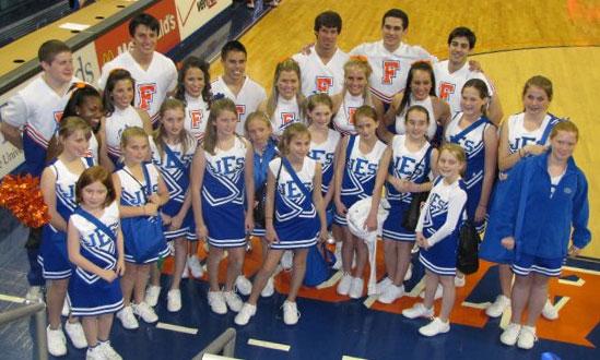 Elementary Cheer Gallery