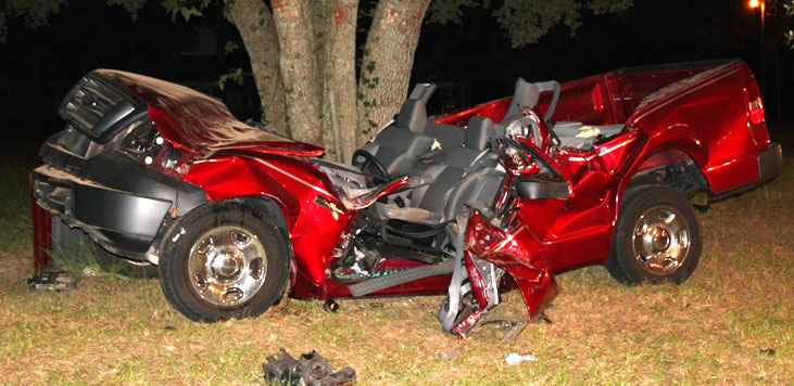 Adak Car Crash