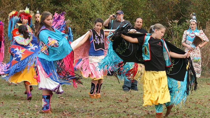 Poarch Creek Indians Florida The Poarch Creek Indians' Pow