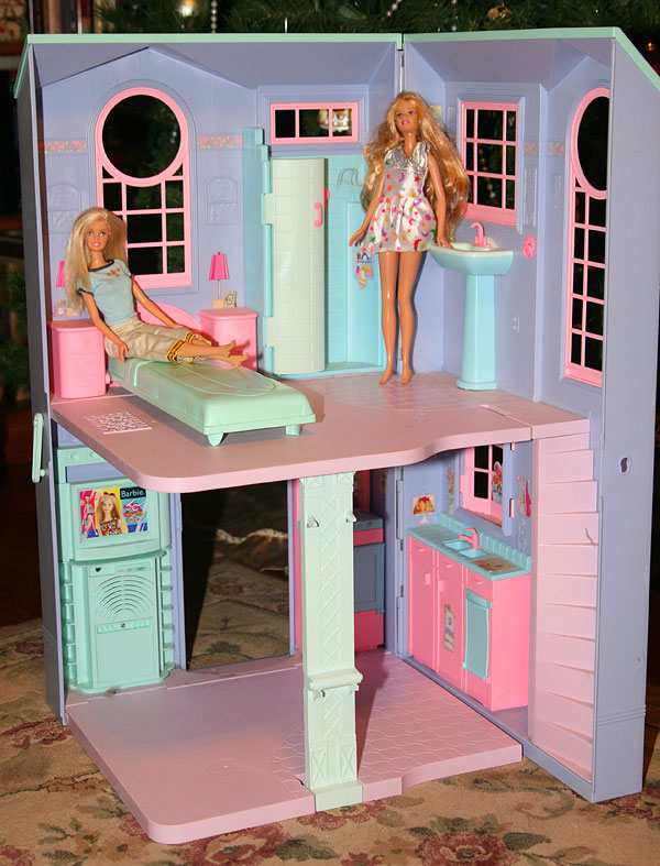 Barbie House For Sale Great Christmas Present