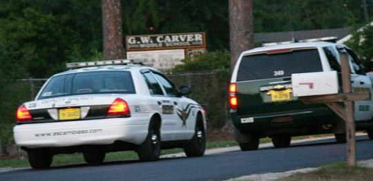 Deputies Respond To Burglary At Old High School