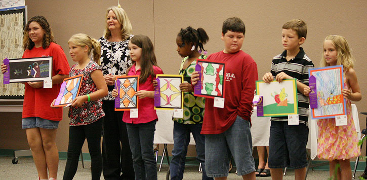 awards for elementary students