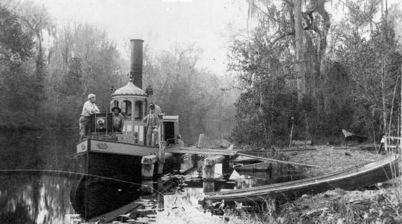 Expert: McDavid Mystery Steamboat Appears To Be From 1800 ...