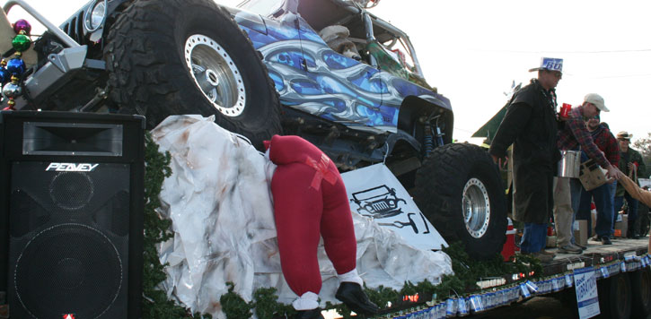 Photos Chumuckla Redneck Christmas Parade Northescambia Com
