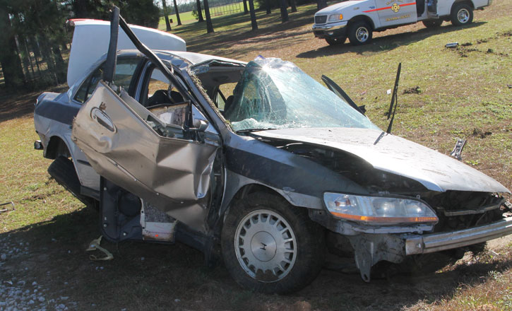 Cantonment Man Injured In Highway 97 Crash : NorthEscambia com