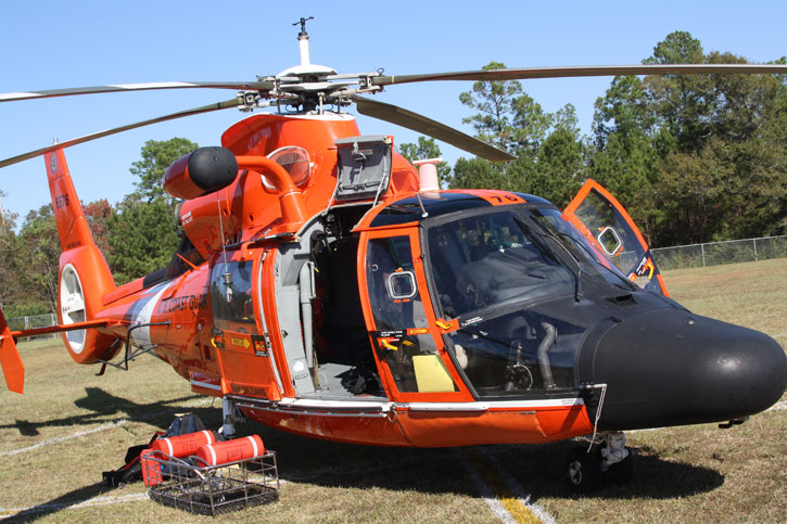 Helicopter Crash: Coast Guard Recovers Two More Bodies