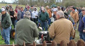 Today: 41st Annual Ruritan Farm Equipment Auction