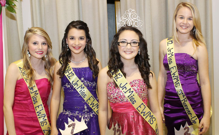 Junior Miss Ernest Ward Middle School Named (With Photo Gallery)
