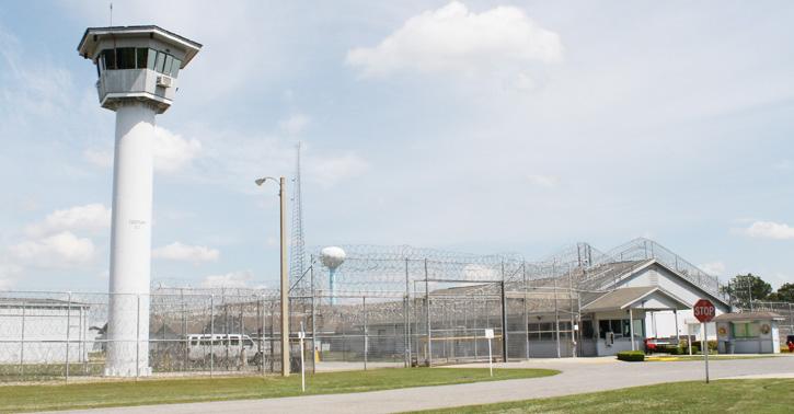 Go Inside Prison Century Correctional Institution