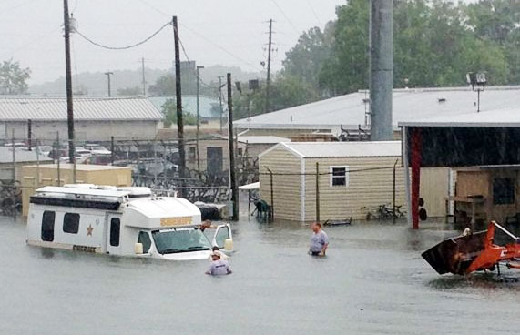 177 Prisoners Released Or Moved From Escambia County Jail After Flood Northescambia Com