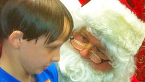 Santa To Visit Century, Molino Libraries For Christmas Programs