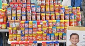 Peanut Butter Drive Concludes Today