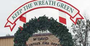 'Keep The Wreath Green' Fire Safety Campaign Begins (With Tips List)