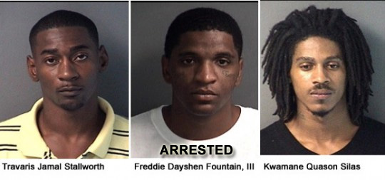 One Arrested In Shooting, Two Still Wanted For Questioning