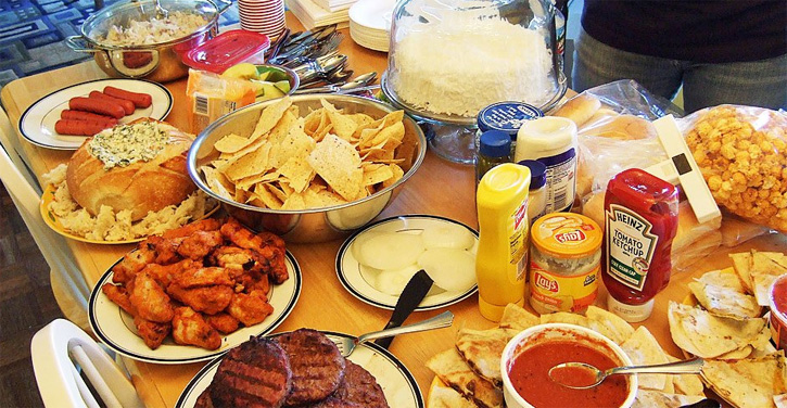 Game Day Food Safety Tips Ufifas Extension Escambia County