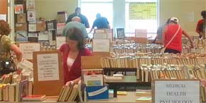 Friends Of The Library Plan Book Sale For Next Weekend