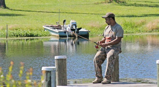 License free freshwater fishing this weekend in florida for Non resident florida fishing license