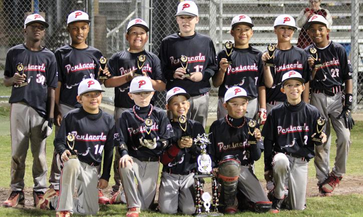 10U Storm Wins Seven-Team Louisiana Baseball Tournament
