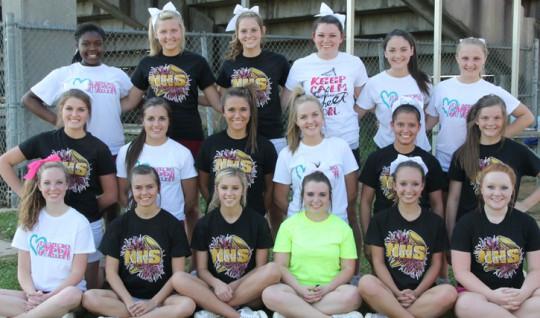chiefs name 201314 varsity junior varsity cheerleaders