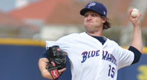 Wahoos On Short End Of Pitchers' Duel