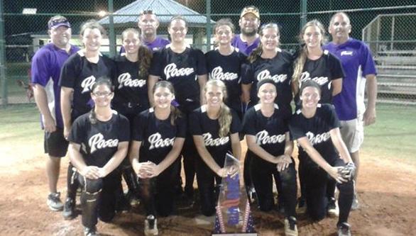 Pensacola Posse Wins World Series 14U Fastpitch Softball