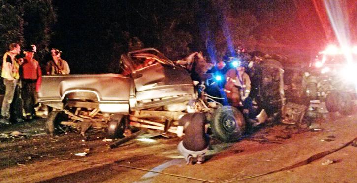 Ford Santa Rosa >> Quintette Road Bridge Accident Claims Life : NorthEscambia.com