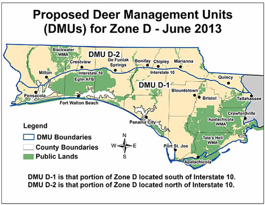 Fwc continues to study new deer hunting regulations for for State of florida fishing license