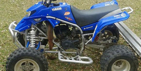 Stolen Four-Wheeler Dropped Off At Police Department