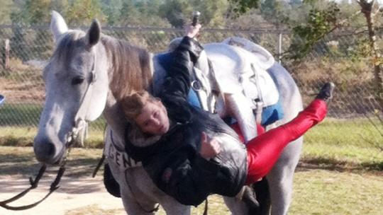 Extreme Bull Riding Barrel Racing Benefit Tonight