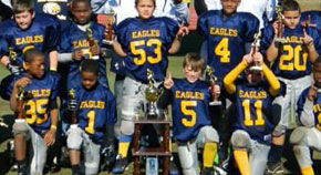 NWE Juniors Win Gulf Coast Youth Championship; Outscore Opponents 410-19 This Year