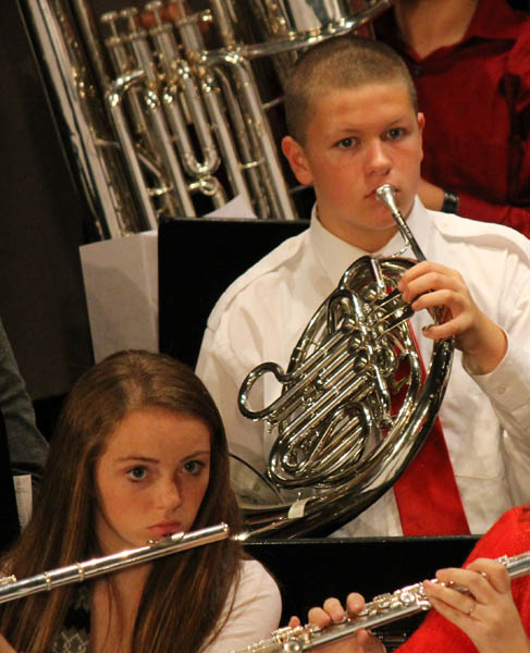 Photos: Northview Band Christmas Concert : NorthEscambia.com