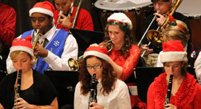 Photos: Northview Band Christmas Concert