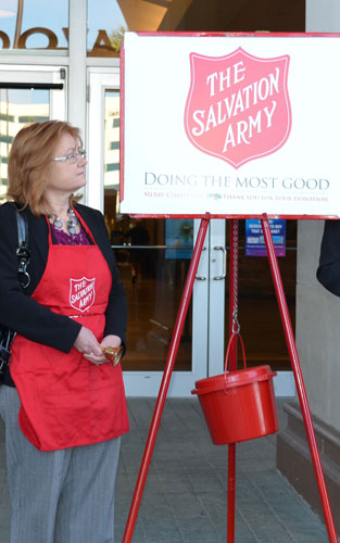 Salvation Army's Kettles Help Hundreds In Escambia, Santa ...