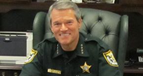 Sheriff David Morgan Involved In Minor Traffic Accident