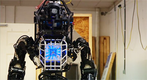 Robot Of The Future: IMHC'S Atlas Featured On CNN