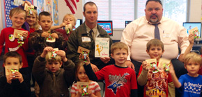 Century CI Employees Read Dr. Seuss To Elementary Students