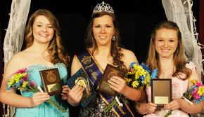Rachel Grammer Named District 1 Miss FFA Sweetheart