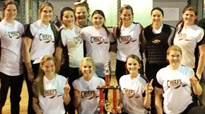 Northview Lady Chiefs Win T.R. Miller Tournament
