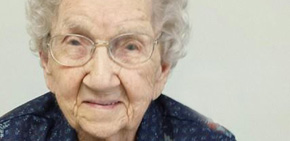 Prayer And WD-40: 106-Year Old Hattie Schneider Passes Away