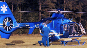 Teen Stabbed In Barth, Airlifted To Hospital