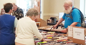 West Florida Library 'Blowout' Book Sale Today
