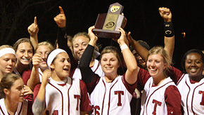 Tate Lady Aggies Win District 1-7A Championship
