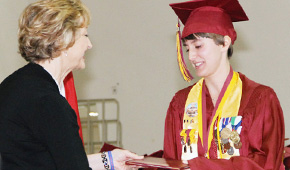 Escambia Schools To Live Video Stream Graduations, Beginning With Northview