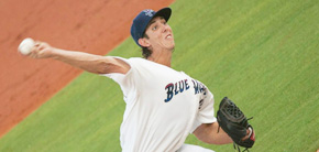 Braves Win Second Straight Over Pensacola Blue Wahoos 6-2