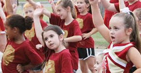 Northview Mini Cheer Camp Set For Next Week